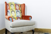 Many-Faced-Wing-back-chair-1-upcycled-furniture-junk-gypsies