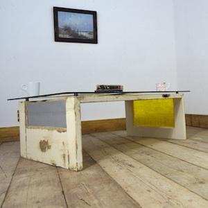 Reclaimed-door-coffee-table-5-Upcycled-Furniture-Junk-Gypsies-UK