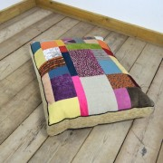 Patchwork-floor-cushion-1-Upcycled-Furniture-Junk-Gypsies